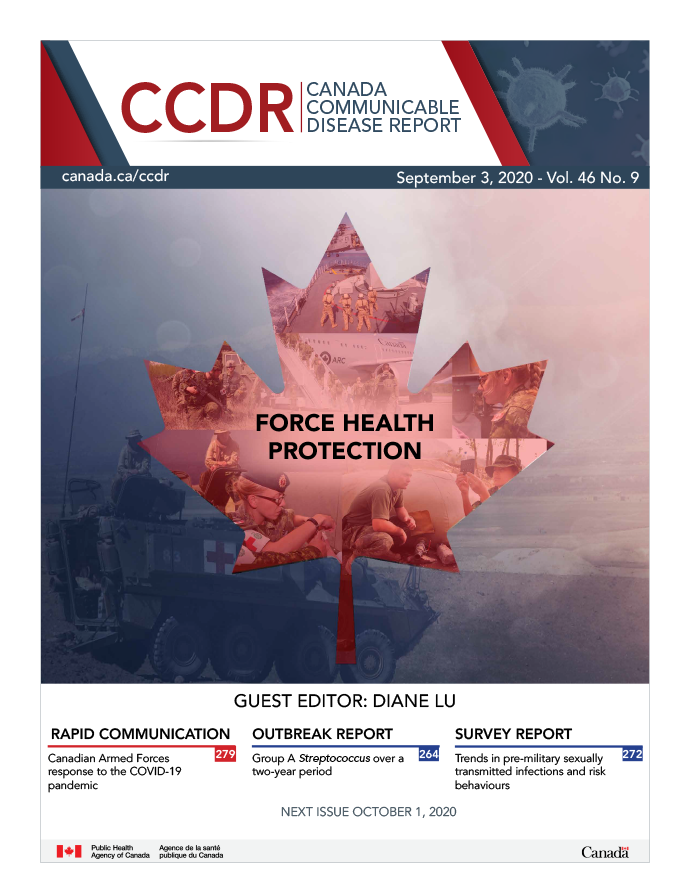 Volume 46–9, September 3, 2020: Force Health Protection